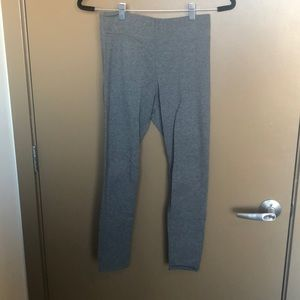Aerie Hi-Rise Small Gray Leggings NWOT